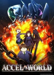 Accel World FRENCH
