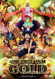 One Piece Film Gold FRENCH