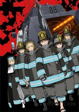 Fire Force VOSTFR