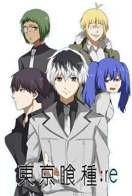 Tokyo Ghoul:Re Saison 3 FRENCH