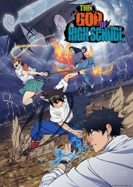 The God of High School VOSTFR