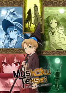 Mushoku Tensei : Jobless Reincarnation wiflix